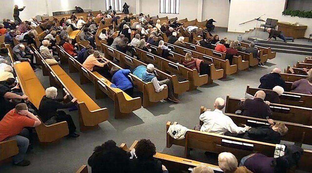 Texas Church Shooting - 12-29-19