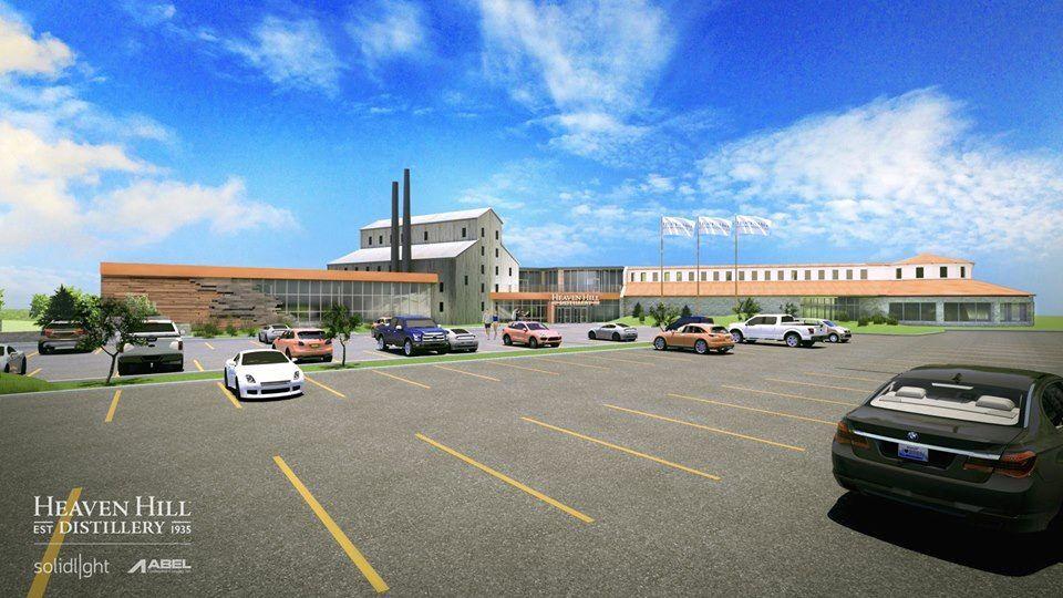 Bardstown Heaven Hill Distillery Project