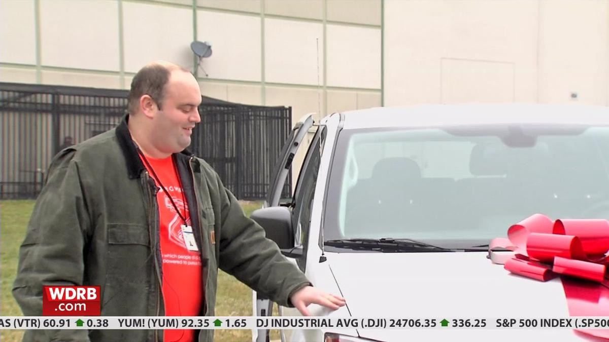 Van becomes vehicle for success for UPS employees with developmental disabilities