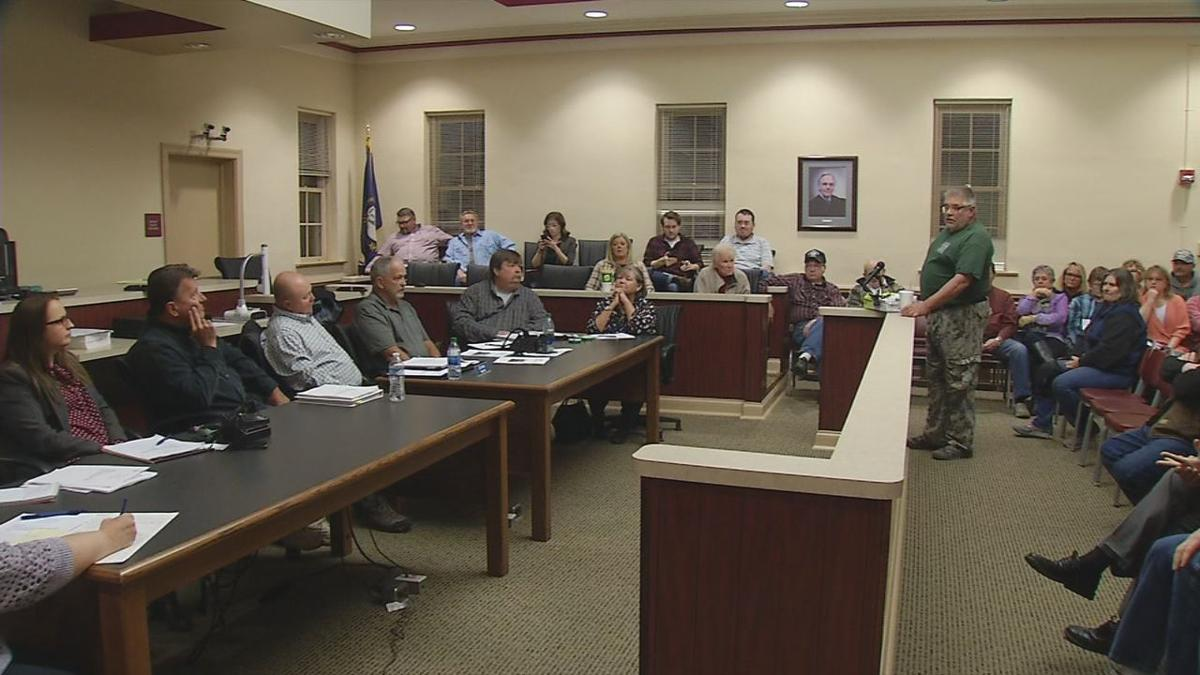 Trimble County Fiscal Court 11/04/19
