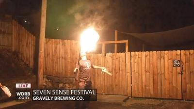 All senses will be engaged at the Seven Sense Festival