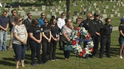Community honors memory of Bardstown officer killed in line of duty 5 years ago