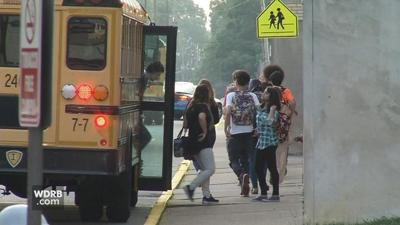 New Albany-Floyd County Schools students begin new school year
