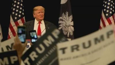Events planned in opposition to Trump's Louisville visit