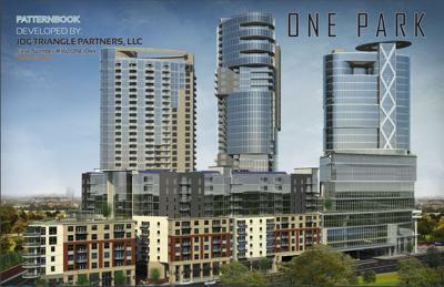 One Park rendering