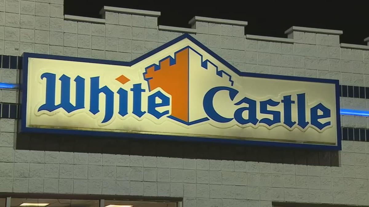 White Castle in Indianapolis where Clark County judges were shot on May 1, 2019