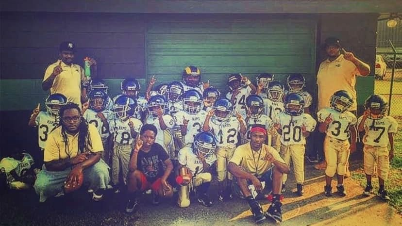 Rams Football Team
