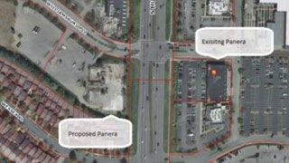 Dueling Panera Bread locations? New restaurant planned for Hurstbourne Parkway