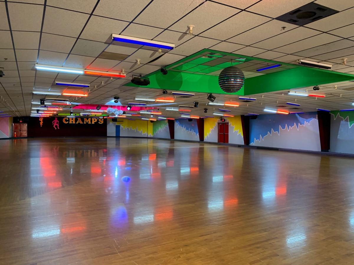 Keith Disco Skate