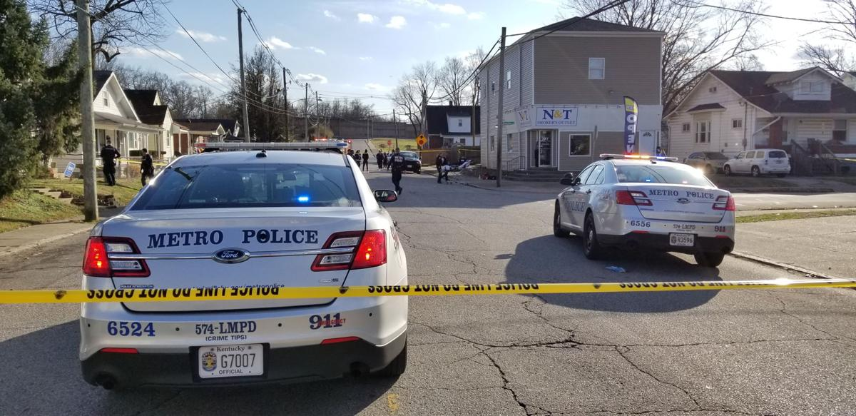 SHOOTING SCENE:  Jan. 7, 2020 at South 5th Street and Beecher Street