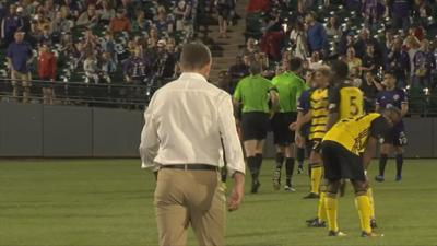 Louisville City shutout by Pittsburgh