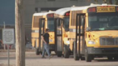 JCPS bus drivers continue working for school district during pandemic