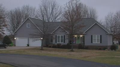 Kentucky home where family of 4 found dead