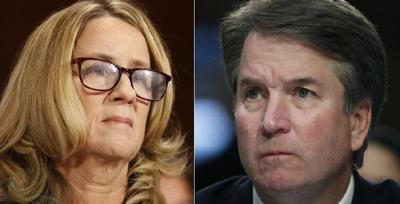 WATCH LIVE: Supreme Court nominee Brett Kavanaugh and Christine Blasey Ford Senate hearing