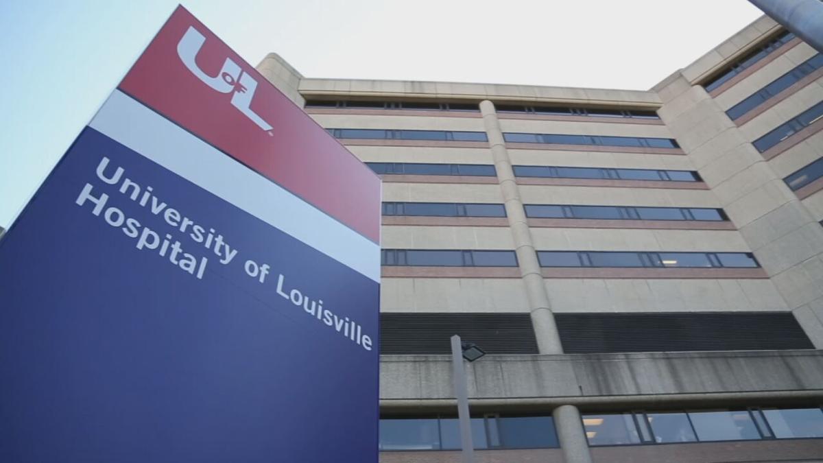 University Hospital, U of L Hospital exterior