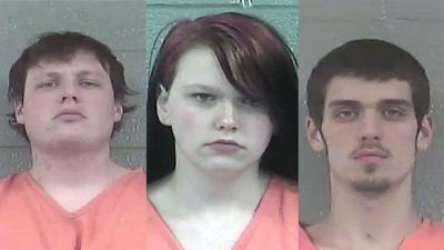 Hillview Police arrest three after drive-by shooting