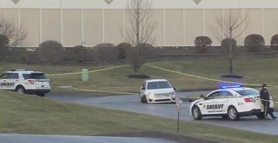 Simpsonville Police Shooting Scene