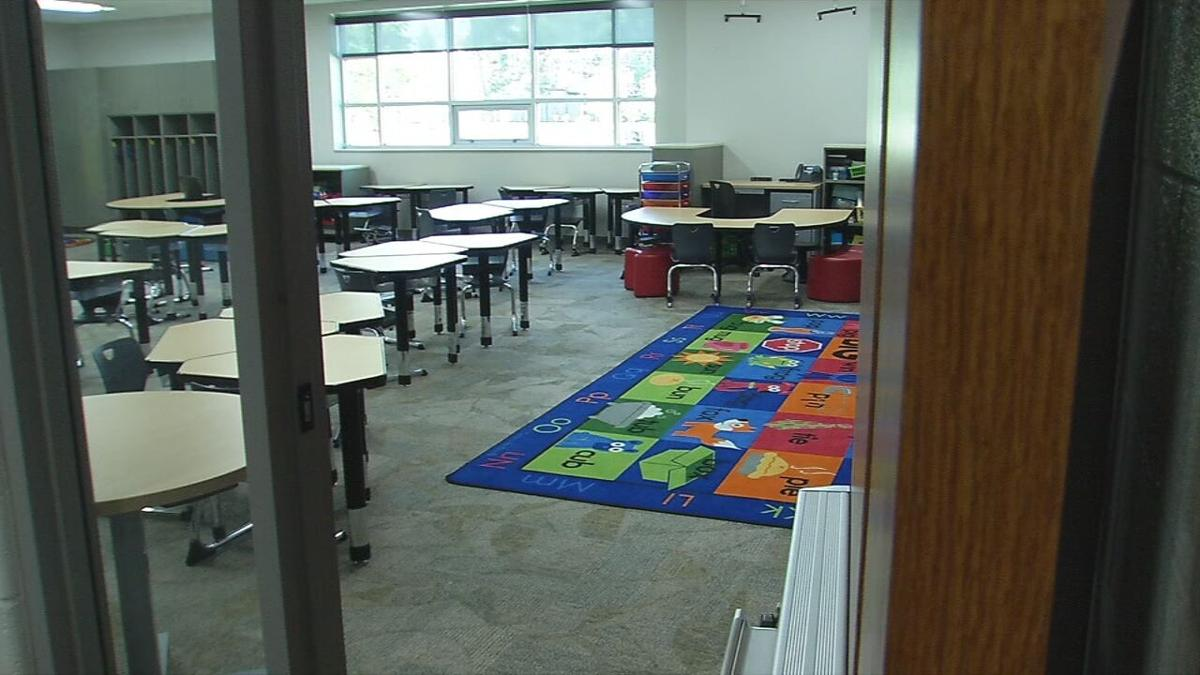 Green Valley Elementary School, part of New Albany Floyd County Schools