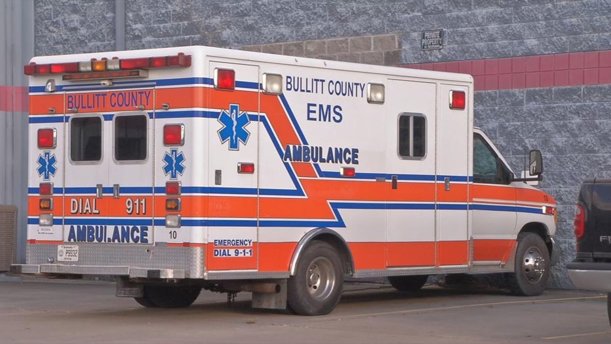 Bullitt County ambulance