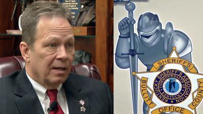 Bullitt County Sheriff Walt Sholar