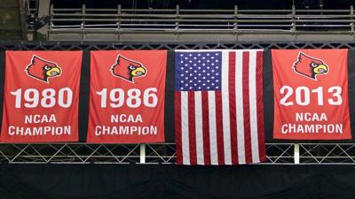 Louisville banners