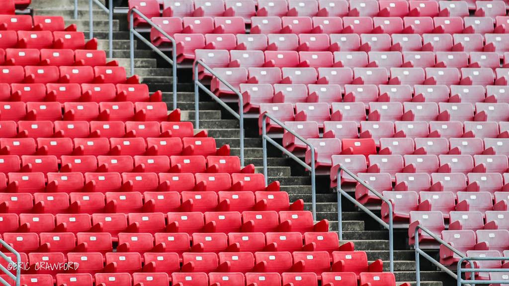 Cardinal Stadium seats