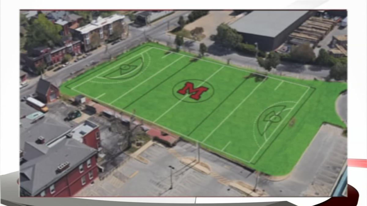 New Manual High School field rendering