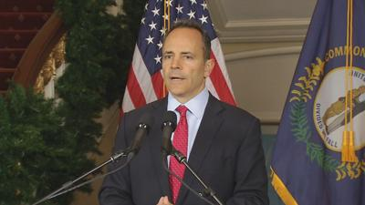 Gov. Matt Bevin requests a recanvass