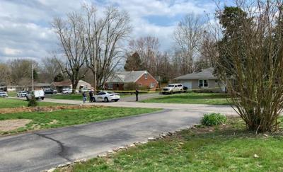 New Albany police shooting