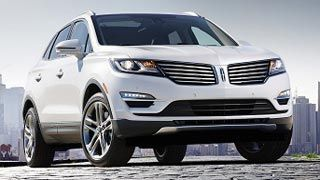 Ford to make Lincoln MKC at Louisville Assembly Plant