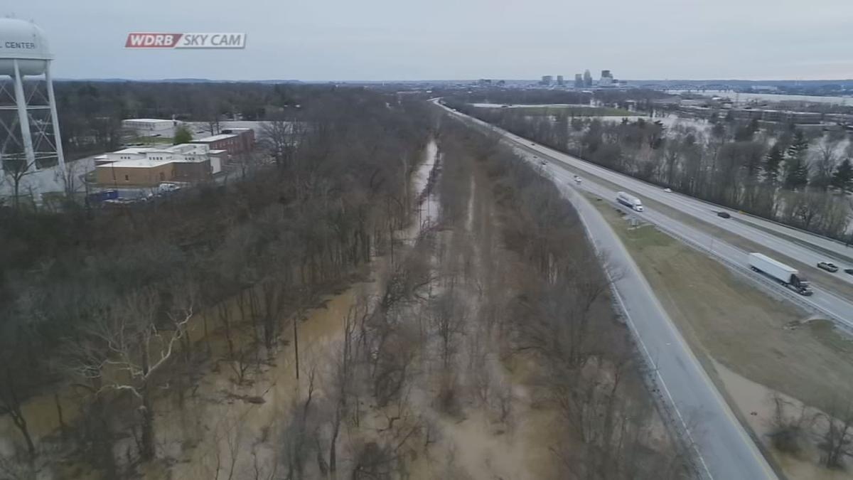 Flooding aerials 2-11-19