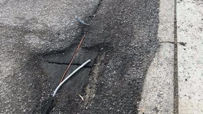 Belknap neighborhood residents concerned over sloppy installation of high-speed Google Fiber internet
