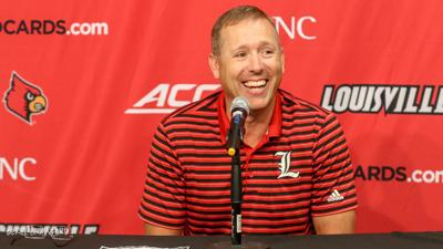 Scott Satterfield Louisville football