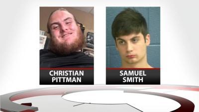 Christian Pittman and Samuel Smith