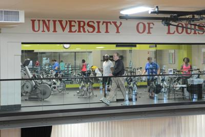Humana Gym U of L photo