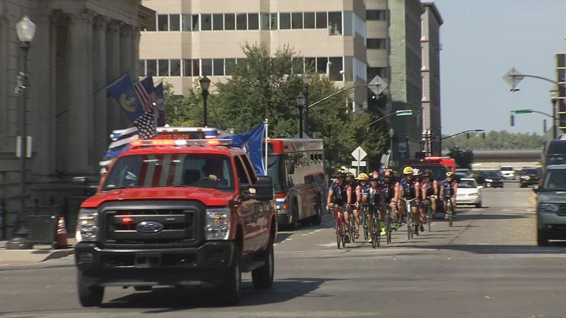 Brotherhood Ride honors fallen Kentucky heroes killed in the line of duty