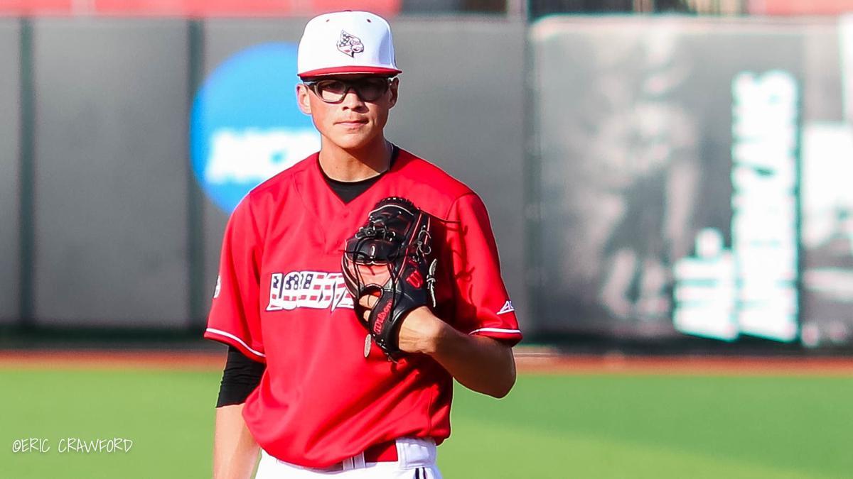 Luke Smith Louisville baseball