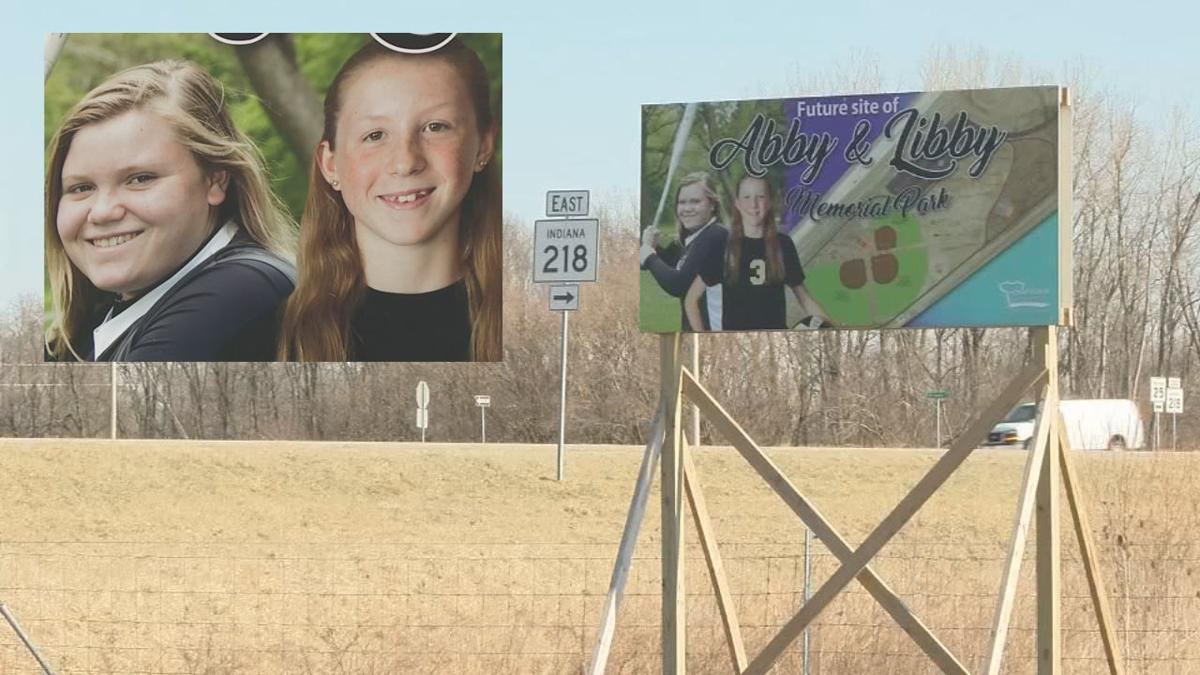 Families of Delphi, Ind  murder victims hope new park will