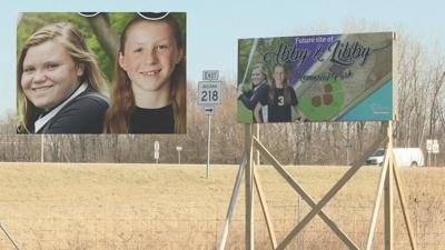 Families of Delphi, Ind  murder victims hope new park will be place