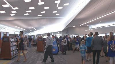 New $14.5 million South Central Regional Library opens in Okolona