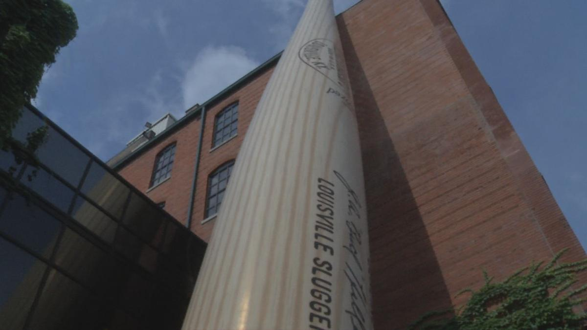 Louisville Slugger Museum opens doors for free to celebrate