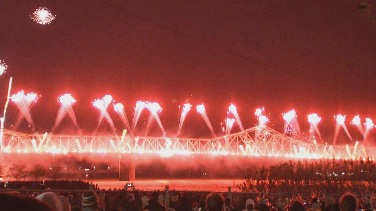 Thunder Over Louisville Fireworks Show