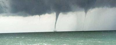 Waterspout Spotted in Kentucky