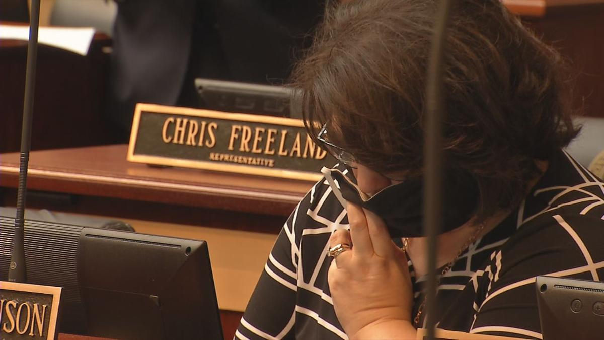 Lawmakers gather in Frankfort for final days of 2020 legislative session amid COVID-19 pandemic