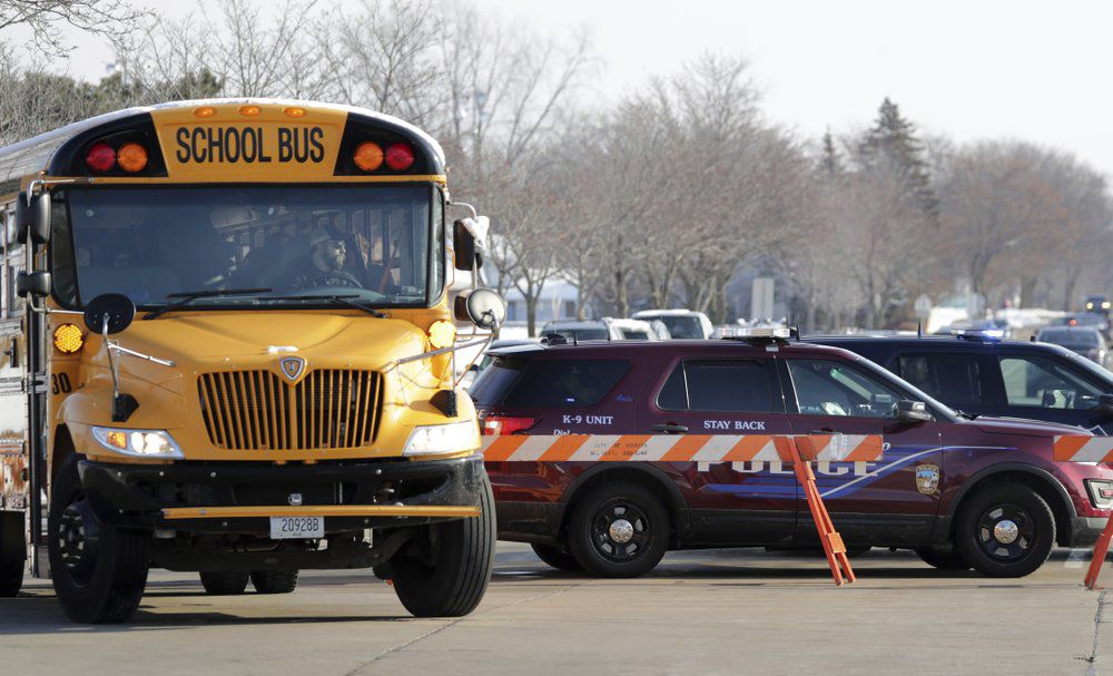 Wisconsin 2nd School Shooting