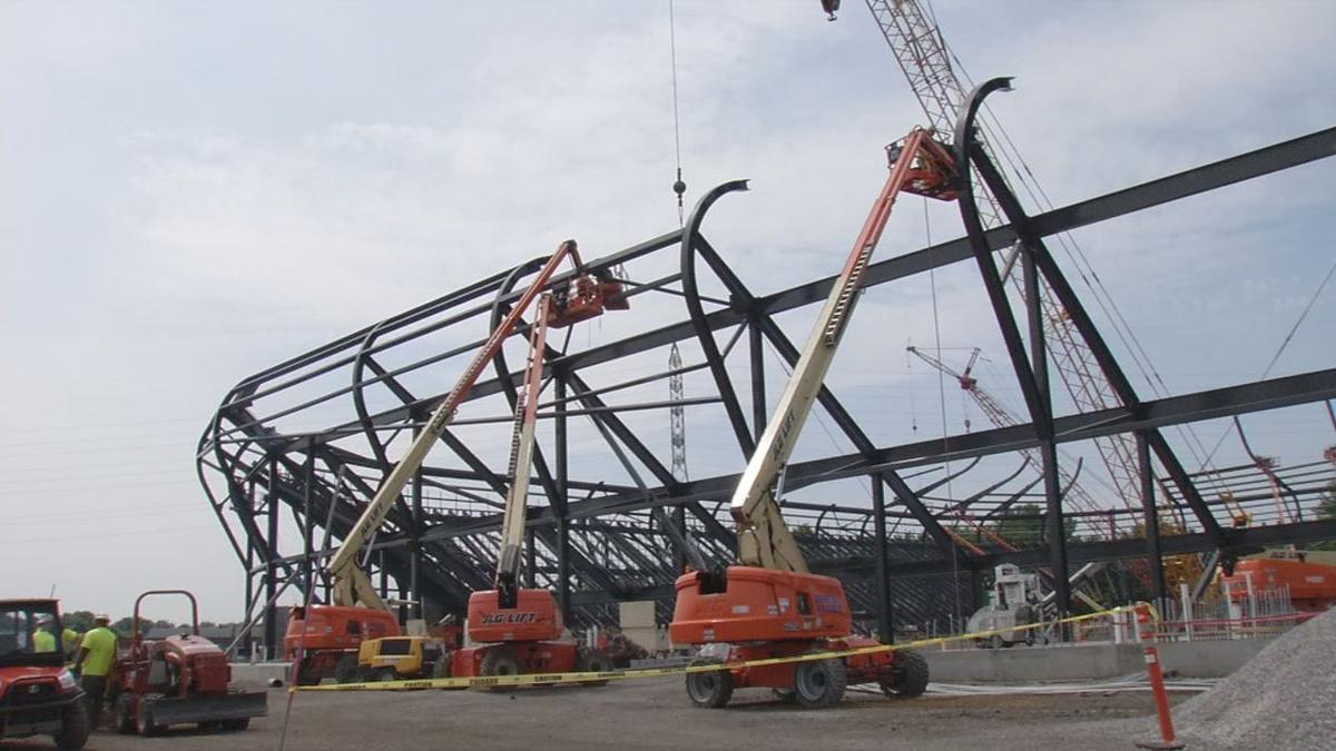 Louisville City FC Stadium Construction