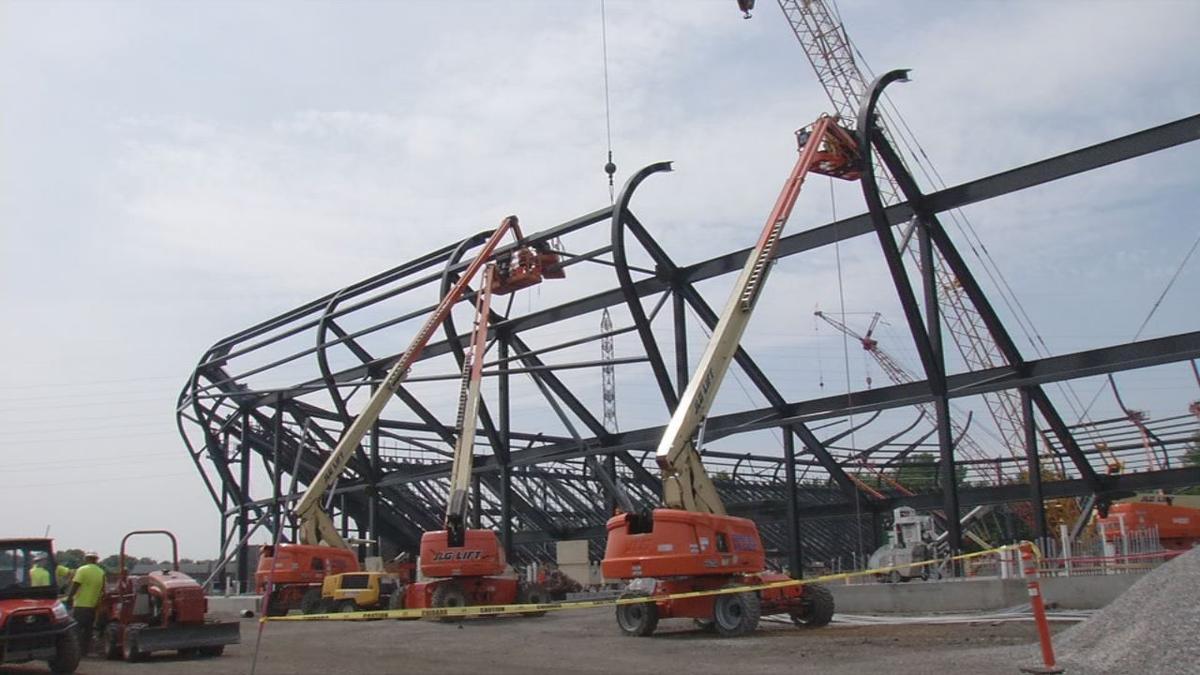 Louisville City FC Stadium Construction