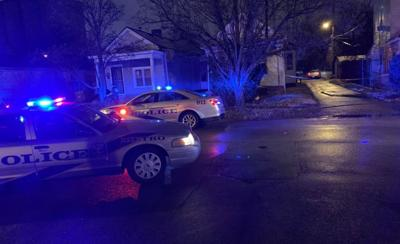 South 15th St. shooting 1-12-19