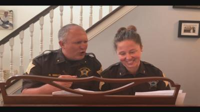 Harrison Co. Sheriff posts video for lip sync challenge