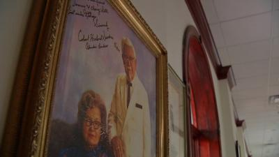 Colonel Sanders' personal items to be sold at auction